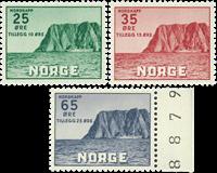 Norja - AFA 422-24 postituoreena