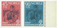 Norge - AFA 457-58 postfrisk
