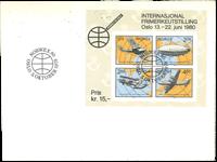 Norja - EPK pienoisarkilla Norvex 1980
