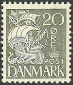Danmark - AFA 204 postfrisk