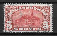 Danmark 1912 - AFA 67y - stemplet