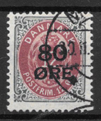 Danmark 1915 - AFA 82 - stemplet