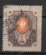 Finland 1891 - AFA 45 - stemplet