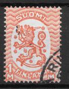 Finland 1925 - AFA 145Aa - stemplet