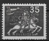 Sverige 1924 - AFA 180 - postfrisk
