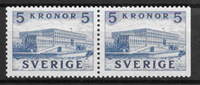 Sverige 1941 - AFA 291+291Ch - postfrisk