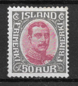 Island 1920 - AFA 95 - ustemplet