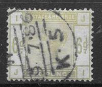 England 1883 - AFA 79 - stemplet