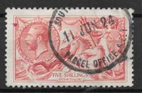 England 1912 - AFA 143 - stemplet