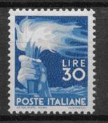 Italien 1945 - AFA 634 - ustemplet
