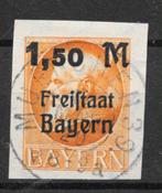 Bayern 1920 - AFA 176B - stemplet