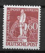 Berlin 1949 - AFA 39 - ustemplet