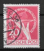 Berlin 1949 - AFA 69 - stemplet