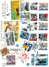 Sweden - Cancelled stamps from the period 1975-2017