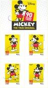 Portugal - Mickey Mouse, 90 ans - Série neuve 4v