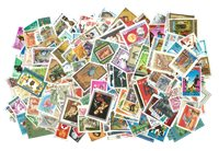 Worldwide - 5000 different stamps