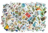 Hele Verden - Frimærkepakke 10.000 forskellige