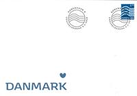 Danemark - Nouvelle valeur supplémentaire - Env. 1er jour