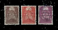 Luxembourg 1957 - Oblitéré - Michel 572-74