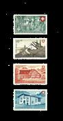 Suisse 1946 - Michel 741/74 - Neuf avec charnière