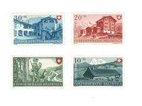 Suisse 1948 - Michel 508/11 - Neuf