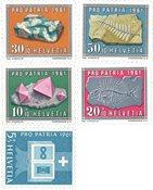 Suisse 1961 - Michel 1961 - Neuf