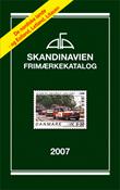 AFA Skandinavien frimærkekatalog 2007