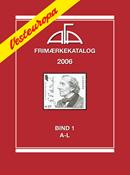 AFA Vesteuropa frimærkekatalog 2006 - Bind 1