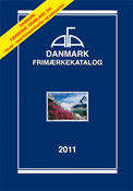 AFA stamp catalogue - Denmark 2011 in colour