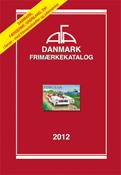 AFA stamp catalogue - Denmark 2012