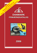 AFA stamp catalogue - Denmark 2006
