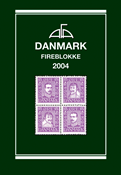 AFA Danmark - fireblokke - 2004