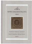 AFA - Denmark and more, Specialized 2002 - Stamp catalogue