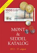 Danmark møntkatalog 2012