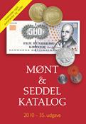Danmark Møntkatalog 2010