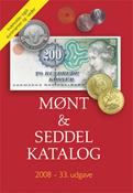 Danmark Møntkatalog 2008