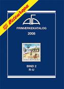 AFA Østeuropa frimærkekatalog del 2, 2008 R-U
