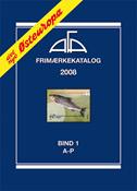 AFA Østeuropa frimærkekatalog del 1, 2008 A-P