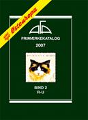 AFA Østeuropa frimærkekatalog 2007 Bind II