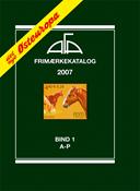 AFA Østeuropa frimærkekatalog 2007 Bind I