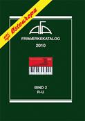 AFA Østeuropa frimærkekatalog Bind 2 2010