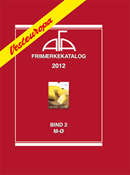 AFA Vesteuropa frimærkekatalog bind II, 2012 (M-Ø)