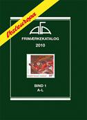 AFA Vesteuropa frimærkekatalog bind I 2010