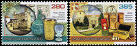 Hongrie - Objets du musée - Série neuve 2 v