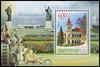 Hongrie - Journée du timbre, tourisme - Bloc-feuillet neuf