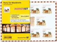 Allemagne - 1000 Ans St. Michaelis - Carnet adhésif neuf