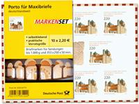 Tyskland - St.Michaelis - Postfrisk hæfte