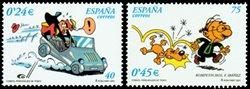 Espagne - Dessins animés - Série neuve 2v