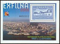 Espagne - Bloc exposition - Bloc-feuillet neuf