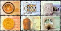 Portugal - Arabisk kulturarv - Postfrisk sæt 6v